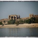 Kom Ombo (Crocodile) Temple from the river