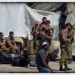 At war or peace? - Jerusalem