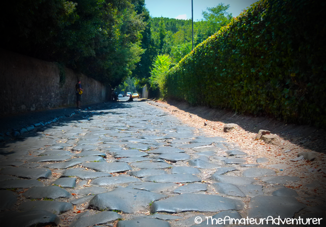 Old-road-appian-way