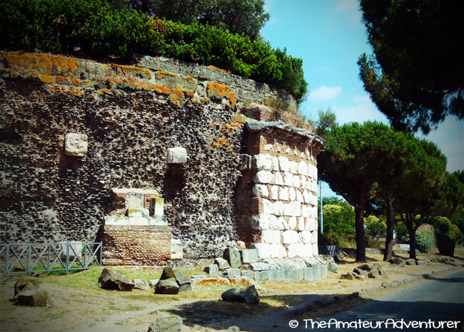 monuments-on-appian-way