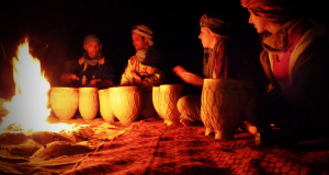 Fire Light - Drumming in the Sahara