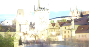 Ghostly Prague