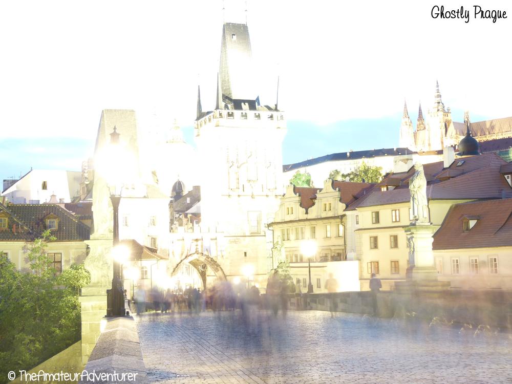 Ghostly Prague