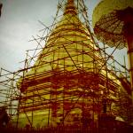 The Stupa at Doi Suthep