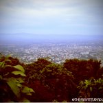 View from the temple at Doi Suthep