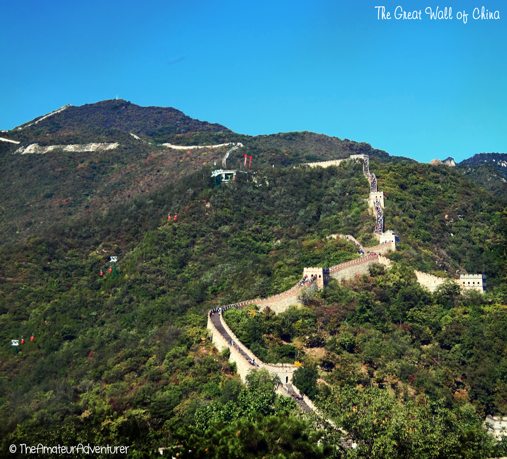 The Great Wall - Mutianyu section
