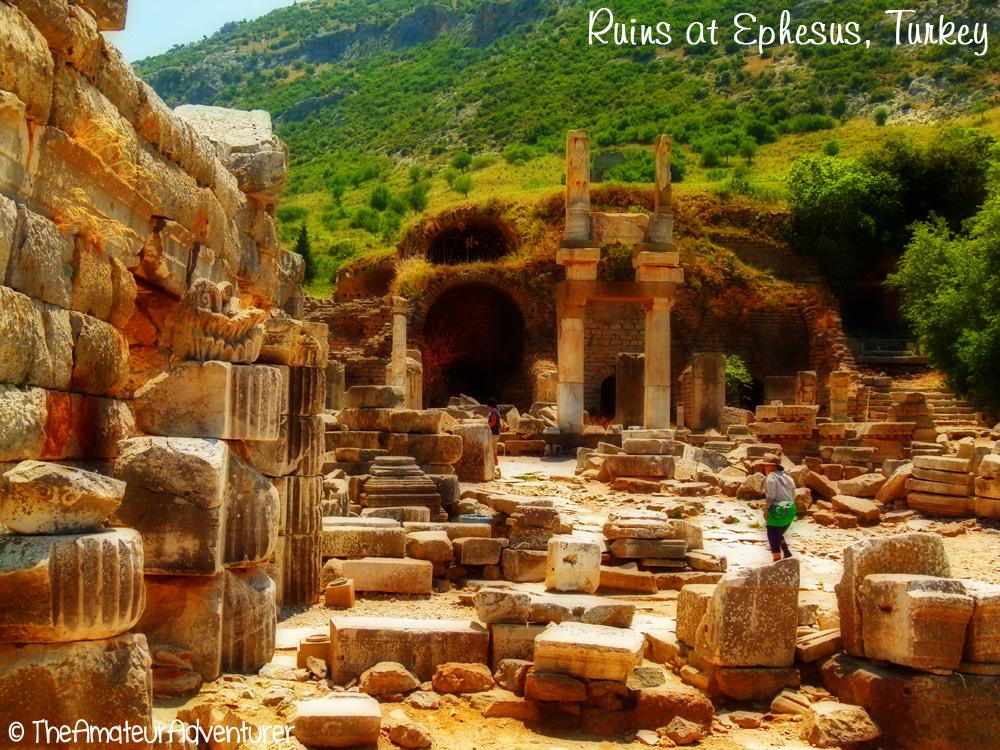 Ephesus Ruins 2