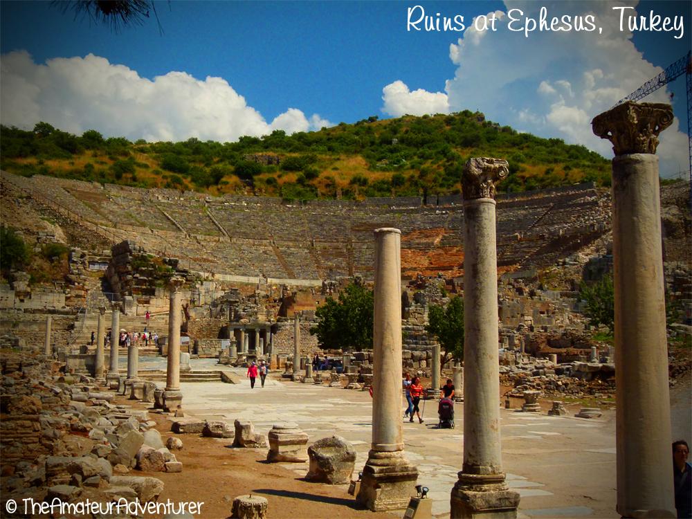 Ephesus Ruins 4