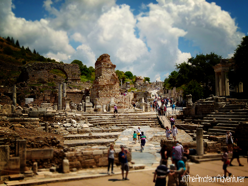 Ephesus Ruins 6