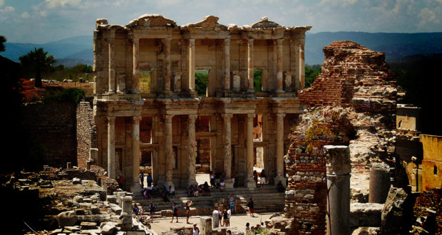 Ephesus Ruins 8