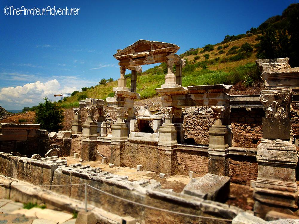 Ephesus Ruins 9