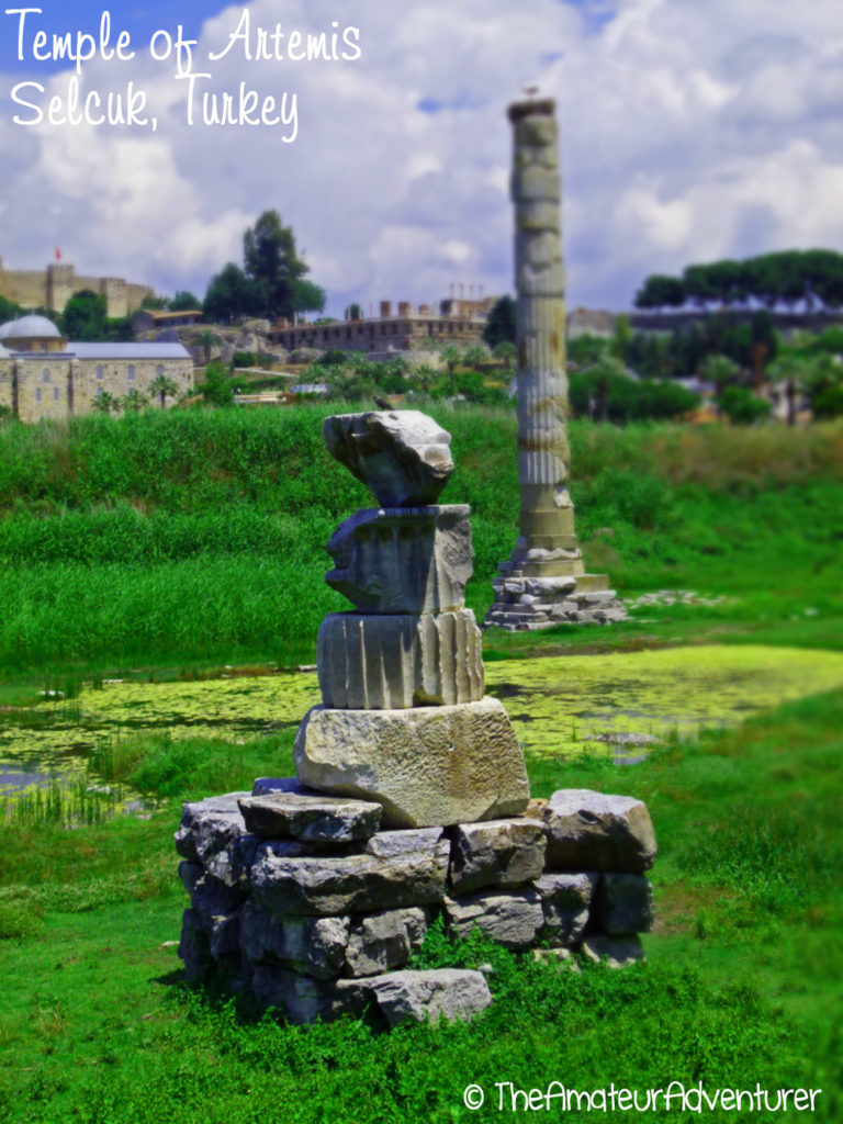 Selcuk Temple of Artemis