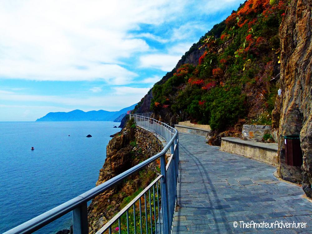 Monterosso walkway 2